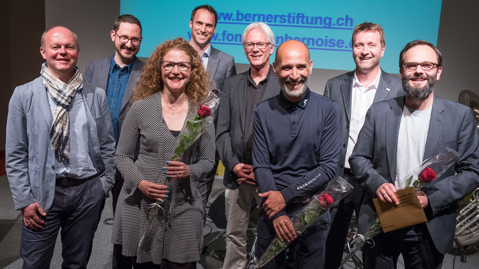 Preisverleihung 2017 | Remise des prix 2017